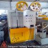 Máquina de envolvimento de cobre da corda de fio