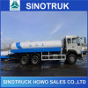 HOWO 5m3 10cubic는 판매를 위한 물 탱크 트럭을 미터로 잰다