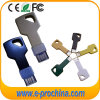 Fabrik-schneller Verschiffen-Metallauto-Schlüssel USB-grelle Platte (ED171)