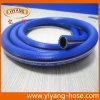 Tuyau agricole de pulvérisateur de PVC de pression bleue