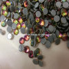 China Factory Wholesale Decorative Shiny Leed Free e Multi Size Cheap Loose Flat Back Hotfix Crystal Rhinestone para Garment
