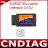 Инструмент блока развертки Мочь-Шины средства программирования OBD2 Eobd Elm327 Bluetooth освобождает перевозку груза