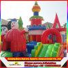 Castillo de salto inflable del nuevo diseño 2016, castillo animoso inflable, gorila inflable