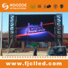 P10 Outdoor Advertising Panel Display LED in Europe Market
