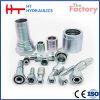 Fornitore SAE per il montaggio e l'adattatore di tubo flessibile idraulici forgiati