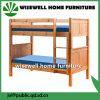단 하나 크기 (W-B-0083) 단단한 나무 분리할 수 있는 성숙한 2인용 침대