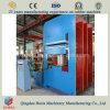 Caucho de 800 toneladas que moldea la prensa hidráulica
