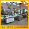 Glass Bottle를 위한 선형 Type Small Scale Automatic Wine Filling Machinery