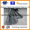 Het Broodje die van de Goot van het Staal van HF Machine voor Serre vormen