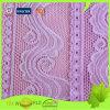 Tela elástico viscosa del cordón del Spandex de nylon para la ropa de la ropa interior