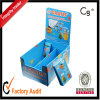 Boîte de présentation estampée par papier fait sur commande de qualité petit, cadre de carton, cadre de Packdging, boîte-cadeau de papier