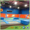 Parque interno do Trampoline do salto olímpico profissional