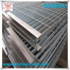 Steel galvanizzato Bar Grating per Stair Treads