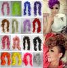 Hair Fringe Hair Piece der synthetischen Dame Franse-Haar-Knalle