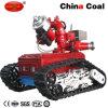 電池によって火のRextinguishingの運転されるリモート・コントロールロボットYm40d