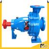 Bomba horizontal centrífuga industrial eléctrica del agua potable