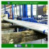 石油・ガス油田Steel Pipe Inner Descaling Sandblasting Machine