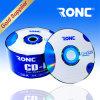 50 CD em branco do bloco 52X 700MB da caixa de bolo do PCS