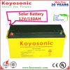 Batteria profonda calda del gel del ciclo di vendita 12V150ah VRLA per il sistema solare