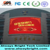 Fabricante P10 LED al aire libre de China que hace publicidad de la pantalla