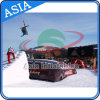 Im Freien aufblasbare Bremsungs-Luft-springender Beutel für extremen Sport
