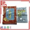 Verpacken- der Lebensmittelnylonflacher Plastikbeutel