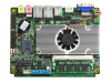 3.5インチの産業Mainboard内蔵DDR3 4GBのメモリ、2*Ethernet LANファイアウォールのMainboardサポートデュアル・チャネル24bit Lvdsマザーボード(1037u-3)