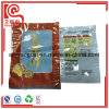 Bolso plano plástico del sellado caliente del acondicionamiento de los alimentos