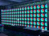 Cabina de aluminio ligera fina 360X720m m P3 P4 P5 P7 P9 de la pantalla de visualización de LED