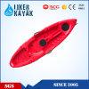 Canoë en plastique de kayak avec la couleur du best-seller pour la pêche/divertissement