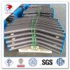 Bw 3D 5D 10d dell'ANSI B16.9 di Wpb del carbonio di ASTM A234 curvature della fabbrica da 90 gradi