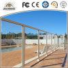 Barandilla confiable modificada para requisitos particulares fabricación del acero inoxidable del surtidor de China con experiencia en venta directa de los diseños de proyecto