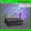 Luce laser dello stroboscopio DMX di colore completo