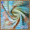 マイクロ92のナイロン8スパンデックスの伸張によって編まれたファブリック、よこ糸は水着、下着のために編んだ