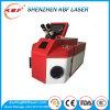 80W Machine van het Lassen van de Laser van de Juwelen van de lijst de Draagbare