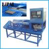 Tipo horizontal calefacción de inducción del CNC que endurece la herramienta de máquina para el eje