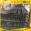 China-Hersteller verdrängte anodisierter Küche-Aluminiumaluminiumstrangpresßling
