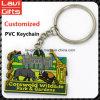 PVC Keychain таможни хорошего качества промотирования