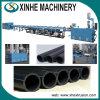 Mit hohem Ausschuss Plastikextruder-Maschine für HDPE Wasser-Rohre