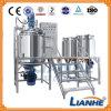 광저우 Lianhe 바디 크림 장식용 진공 에멀션화 기계