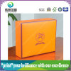 Коробка штейнового косметического бумажного подарка упаковывая
