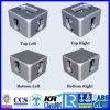 ISO 1161の標準乾燥した貨物専用コンテナのコーナーの鋳造か付属品のZiqiの容器中国
