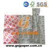 papel impreso impermeable a la grasa 30-50GSM con imágenes de encargo