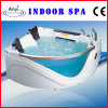 Acryl-BADEKURORT Massage-Badewanne, Zweipersonenbadewanne