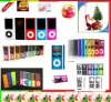 1.8 4th MP4 MP3 Music Player 4GB With E-book, LCD Screen, FM Radio