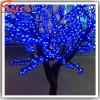2015 ha adattato l'albero per il cliente artificiale poco costoso del fiore di ciliegia del LED