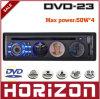 Jugador audio del coche del coche DVD 23, accesorios del coche para los altavoces del coche, audio auto