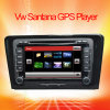 2 DIN Car DVD-Player Sonder für VW Santana GPS-Navigation mit Bluetooth / Radio / RDS / TV / Can Bus / USB / iPod / HD Bildschirm-Funktion