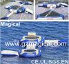 Trampolino gonfiabile dell'acqua di alta qualità combinato (RA-060)