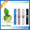 2014 가장 새로운 왁스 E Cig, Dgo 담배 전자 건조한 나물